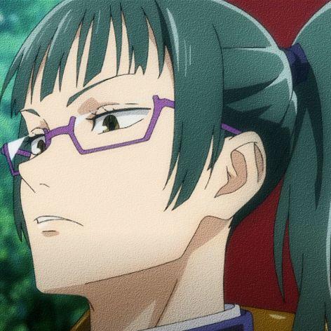 Maki Zenin Icon Anime Anime Icons Jujutsu