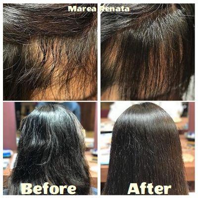 前髪うねらないって嬉しい マレーアレナータ縮毛矯正とストレート