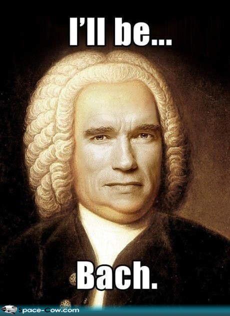 Bach Schwarzenegger Funny Celebrities Image