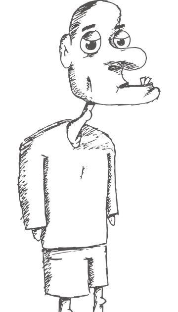 Menggambar Ilustrasi Kartun Di 2020 Dengan Gambar Ilustrasi