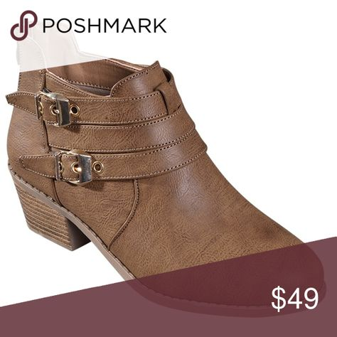 9a4726677c89 Super cute Booties 1.5 inch heel Steven Ella Shoes Ankle Boots   Booties