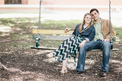 Engagement photos at Baylor. (Copyright Daniel Chee 2013 #dcheephotography)