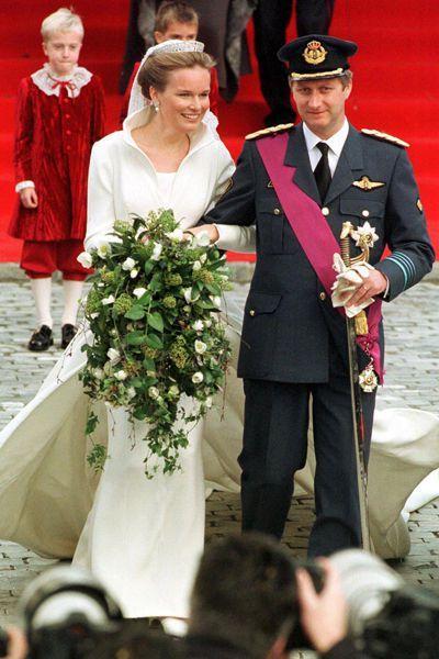 En Images Le Style De La Reine Mathilde De Belgique