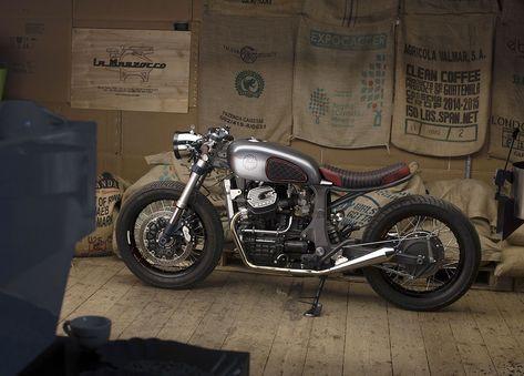 Going Straight – Wrench Kings Honda GL500 | Return of the Cafe Racers
