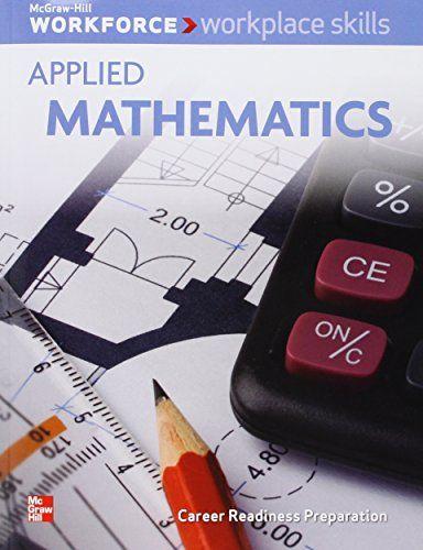 Download Pdf Workplace Skills Applied Mathematics Student Workbook Workforce Free Epub Mobi Ebooks Workbook How To Apply Career Readiness