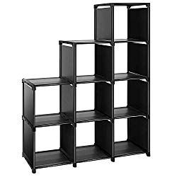 12 Multi Purpose Cubby Shelves Of Different Categories Cube