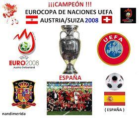 Todocampeones Todofutbol Todofutbol Campeones Eurocopa De Naciones Uefa 1960 2012 En 2021 Copa De La Uefa Campeones Mundial De Clubs