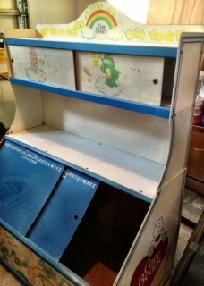 1980s Care Bear Toy Chest Chalk Board I Want This If Anyone Has Will Pay Good Erase Una Vez