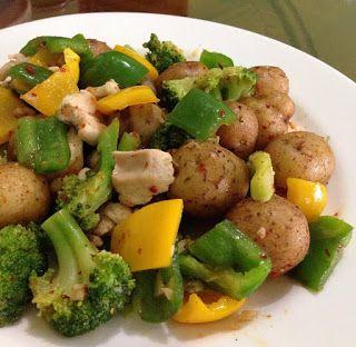 Resep Baby Potato Brokoli By Mrs Viriya Resep Masakan Indonesia Brokoli Resep Masakan