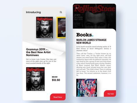Journal of Interactive Market App