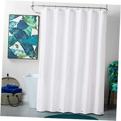 Details About Treelen Shower Curtain Liner Hotel Collection Eco