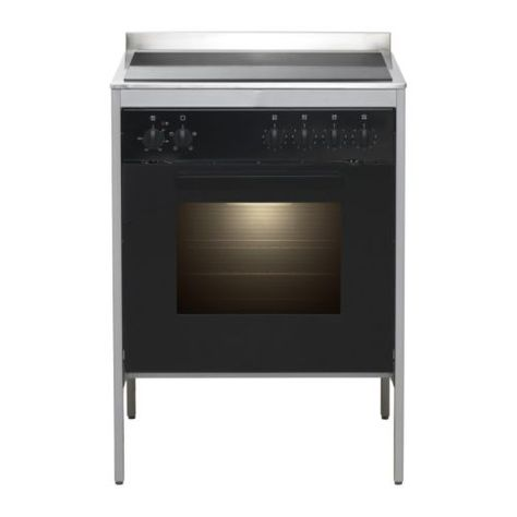 UDDEN CG3 Fornuis met keramische kookplaat - IKEA Studio - udden küche ikea