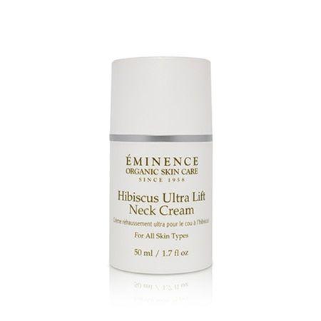 Eminence Hibiscus Ultra Lift Neck Cream Neck Cream Eminence Organic Skin Care Eminence