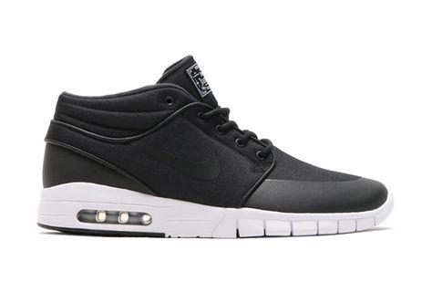 Nike SB Janoski Max Mid: Baroque Brown/Black/Laser Crimson | Best Shoes eva  | Pinterest | Nike sb janoski, Brown and Stefan janoski