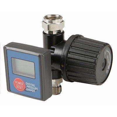 Air Compressor Adjust Pressure Painting Tools Air Regulator w// 160 PSI Gauge