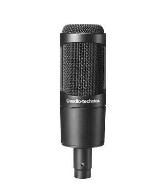 Audio Technica At2035 Cardioid Condenser Microphone Audio Technica Microphone Recording Studio Equipment
