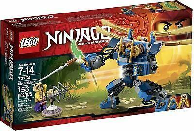 Lego Ninjago Masters Of Spinjitzu 70754 Electromech Retired Htf New Sealed Afflink Contains Affiliate Links When You C Lego Ninjago Ninjago Lego Sets Ninjago