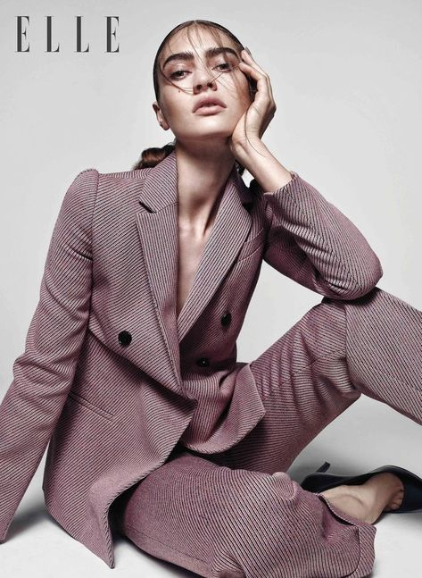 Duchess Dior: Marine Deleeuw by Choi Yong Bin for ELLE Vietnam September 2015