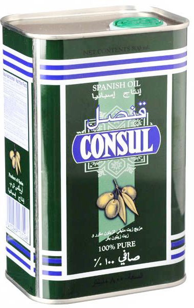 Consul Spanish Olive Oil 400ml Ruperhat Global Ltd Spanish Olive Oil Oils Couples Jar