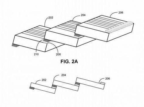 Tesla's Patent for Making Solar Shingles Stick Together