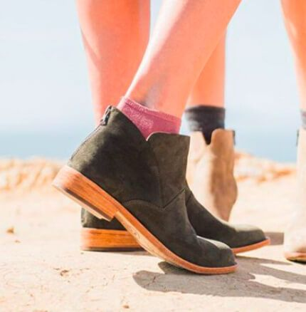 Versatile Comfortable Cute Great Quality Ryder Boot By Kork Ease Korkease Green Ankle Boots Boots Kork Ease Boots