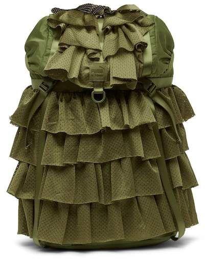 reputable site 5e4c5 9c360 FENTY PUMA by Rihanna Ruffle Backpack | Fashion Frenzy ...