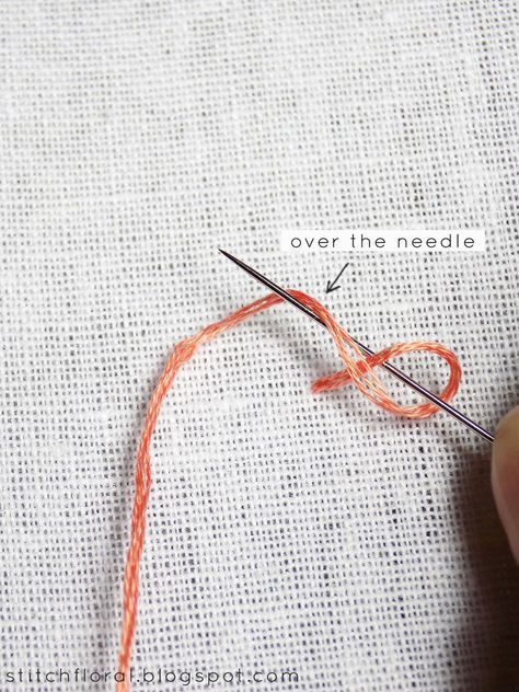 french knot youtube - 474×632