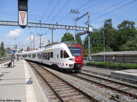 Die Bahn - Etat de Fribourg