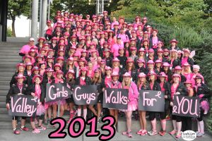 Team Valley Girls And Guys Seattle Has Raised More Than 1 Million The3day Valley Girls Day Fundraising