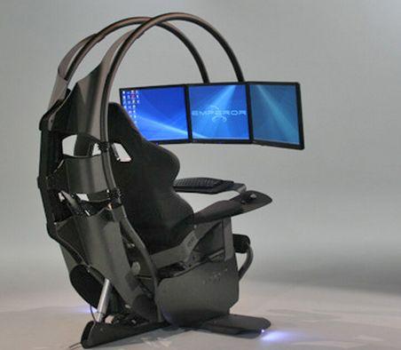 Excellent Emperor 1510 Computer Workstation Gadgets Online Computer Inzonedesignstudio Interior Chair Design Inzonedesignstudiocom