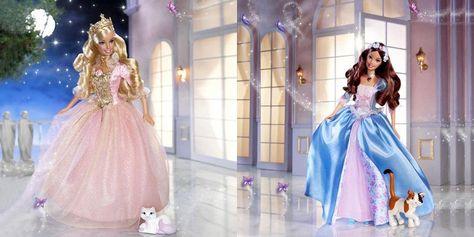 Barbies Annelise E Erica De Barbie Em A Princesa E A Plebeia