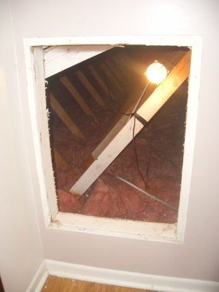 Door For Entry Into Attic Storage Framed In Attic Doors Attic Access Door Attic Storage