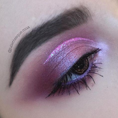 glitter #mua #makeup #artist #beauty...