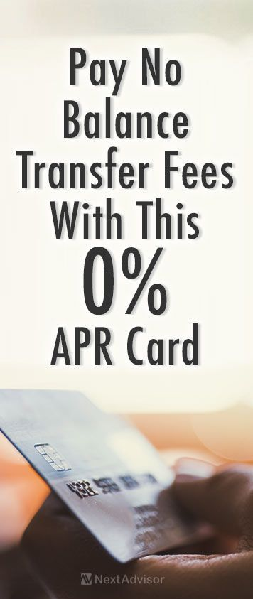 This Top Rated Balance Transfer Card Just Upped The Ante With An