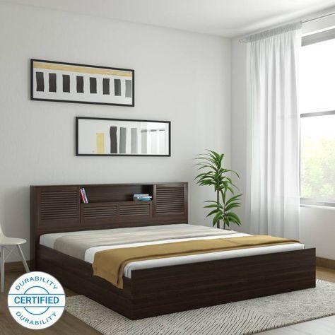 Hometown Bali Bolton Engineered Wood King Box Bed Box Bed Bed Price Engineered Wood