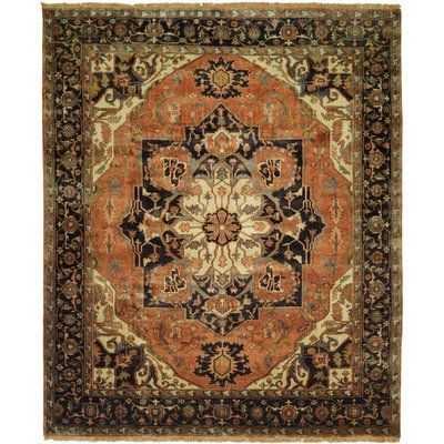 Charlton Home Stesha Terracotta Ivory Area Rug Rug Size 10 X 14 In 2020 Rugs Area Rugs Deep Carpet Cleaning