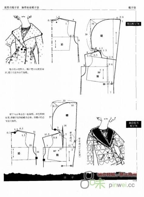 7c1bdf368cb Моделирование элементов женской одежды. Обсуждение на LiveInternet -  Российский Сервис Онлайн-Дневников