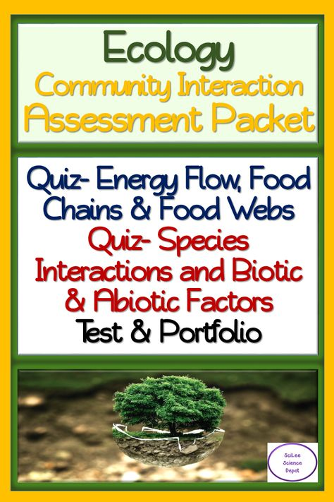 Biodiversity Packet: PowerPoint, Guided Notes, Worksheet