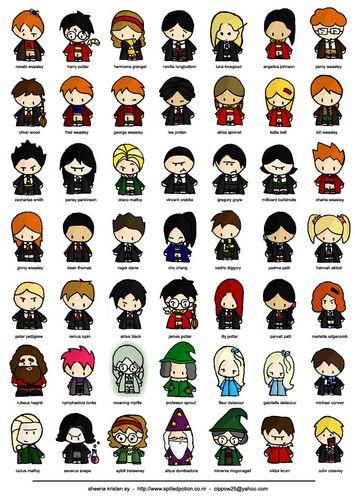 People of the world of Harry Potter - Death Eaters VS Order of the Phoenix Fan Art (18222683) - Fanpop