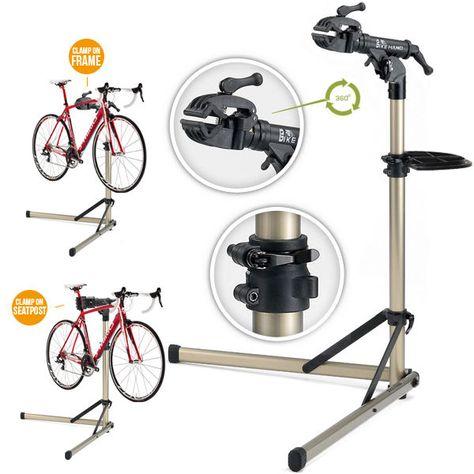 Bikehand Pro Mechanic Bicycle//Bike Repair Rack Stand