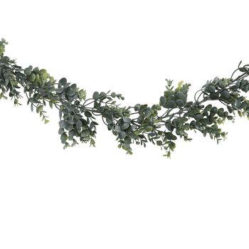 Frosted Eucalyptus Garland Hobby Lobby 1212372 Eucalyptus Garland Garland Floral Garland