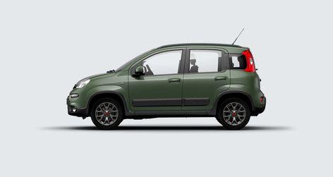 Fiat Panda 4x4 Configure Fiat Uk Fiat Panda Fiat New Cars