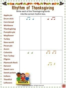 Music Rhythm Activity Sheets Set 2 Music Lessons For Kids Music Rhythm Activities Rhythm Activities