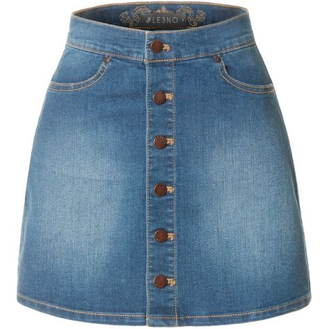 This denim a-line button down mini skirt pockets is what every women should own this season. Front button down closure add a handy, modern twist to this denim skirt. Crafted from a soft cotton materia