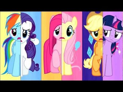 What My Cutie Mark Is Telling Me Song - My Little Pony: Friendship Is Ma... 0:03 rainbow has her regular cutie mark