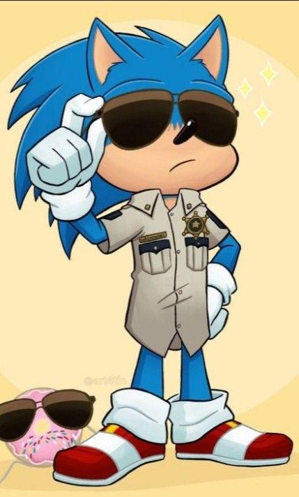Sonic wallpapers: Fan art sonic movie