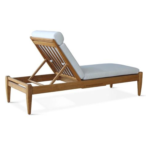 Outdoor Formosa Chaise Large Living Room Furniture Indoor
