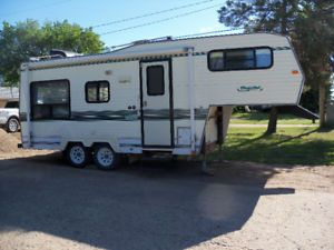 1995 22 ft Westwind 5th wheel camper | Campers in 2019 | 5th