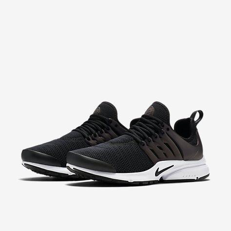 Air Presto Women S Shoe Nike Schuhe Damen Nike Air Presto Schwarz Und Schwarze Nike