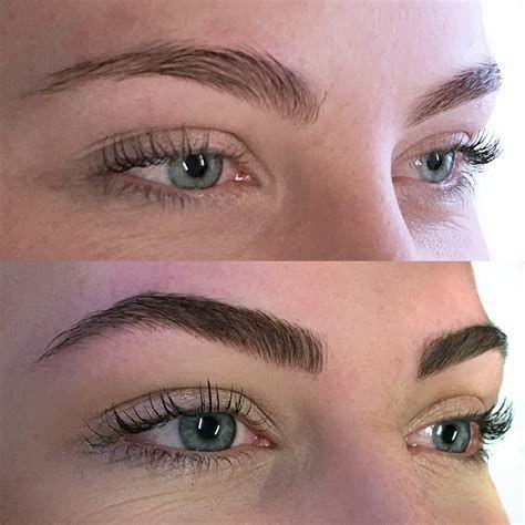 Semi Or Easy Eyebrow Tattoo Cost Eyebrow Shaping Tweezing Eyebrows Cosmetic Tattoo Eyebrows